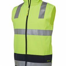 HiVis Softshell (D+N) Vest