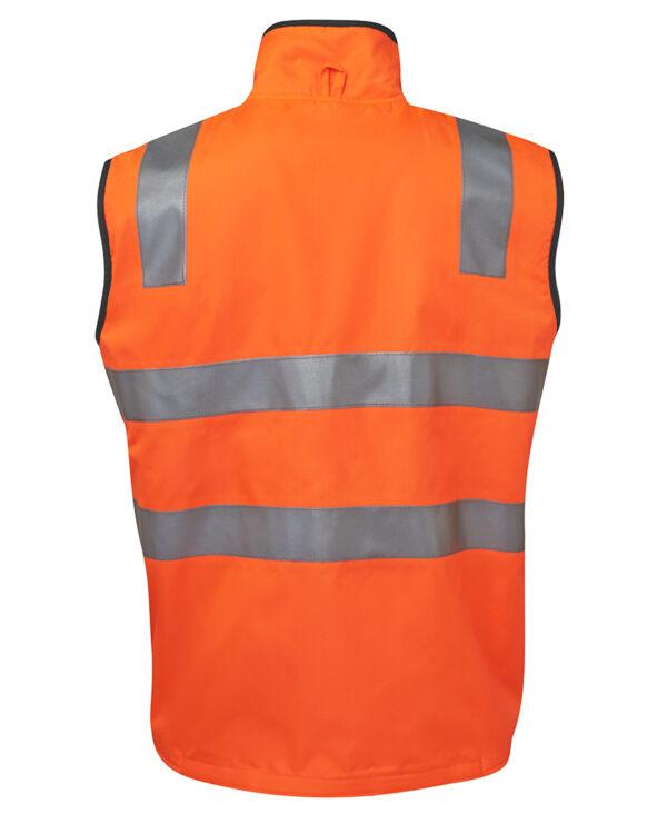 HiVis Reversible (D+N) Thermal Vest