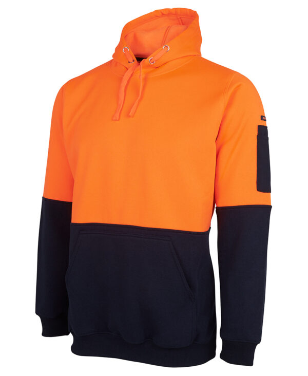 HiVis Pull Over Hoodie