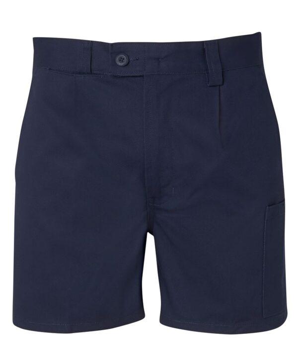 6MSS Mens Cotton Short Leg Shorts