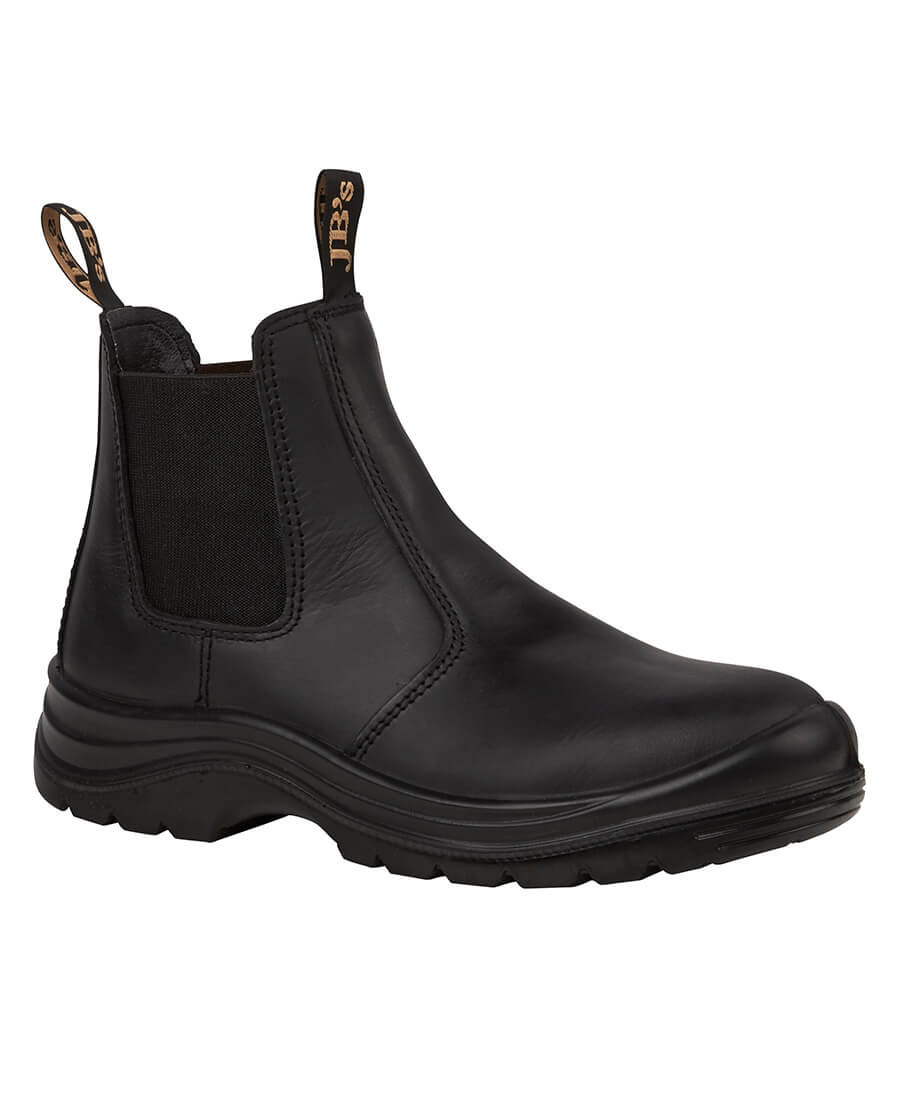 top-rated latest deft design exquisite design JBs 9E1 Elastic Sided Slip On Safety Boot