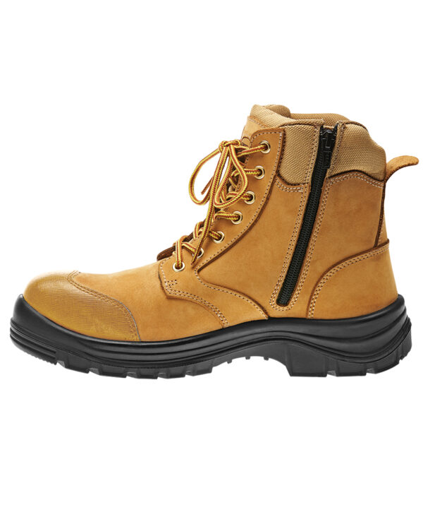 JB's 9F2 5inch Zip Sided Safety Boot