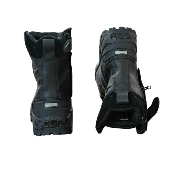 Gator Polar Zip Side Lace Up Freezer Safety Boot