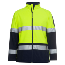 HiVis Softshell (D+N) Jacket