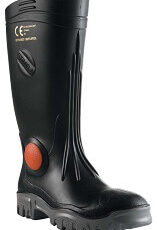 Stimela Superintendant Safety Gumboot Steel Midsole