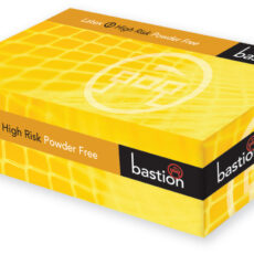 Bastion BNG2962 High Risk Latex Powder Free Glove