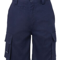 Ladies Multi Pocket Cargo Shorts