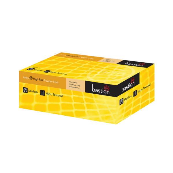 Bastion BNG2962 High Risk Latex Powder Free Glove