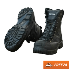 Gator Polar Zip Side Lace Up Freezer Safety Boot