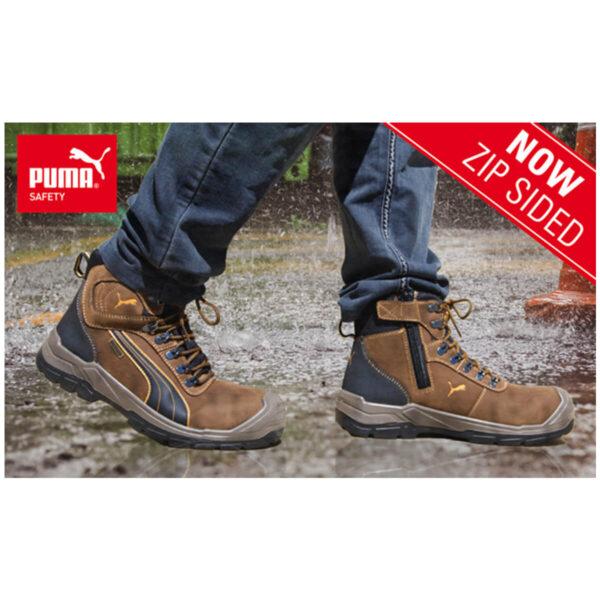 Puma Sierra Nevada Waterproof Safety Boot