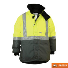 Safe and Warm Workwear for Freezers