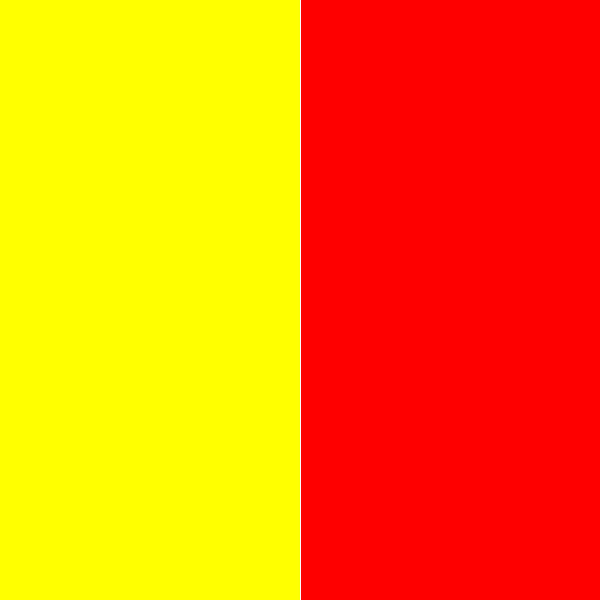 Yellow/Red