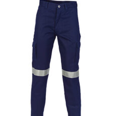 DNC Cotton Drill Cargo (D+N) Trouser (Long & Plus sizing only)