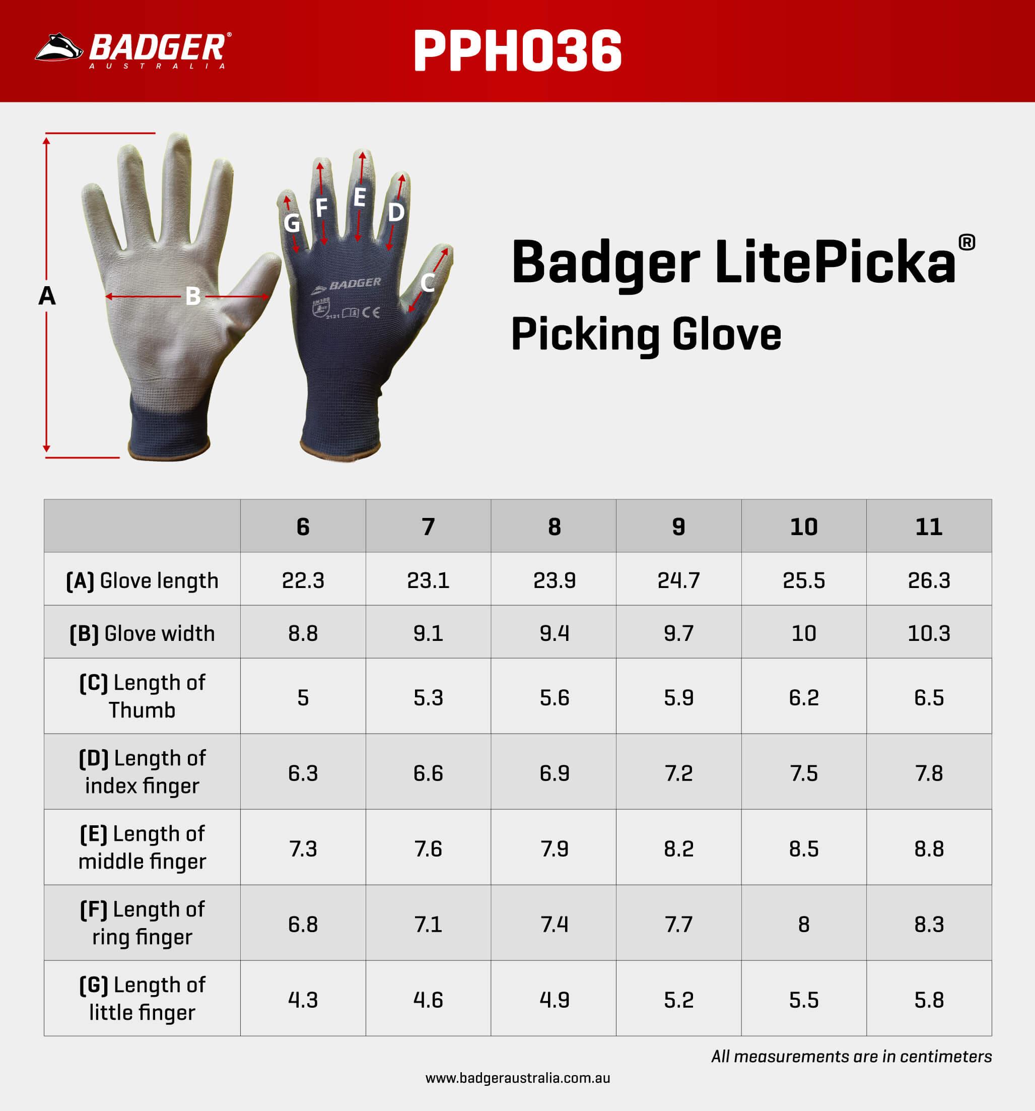 PPH036-sizing-chart