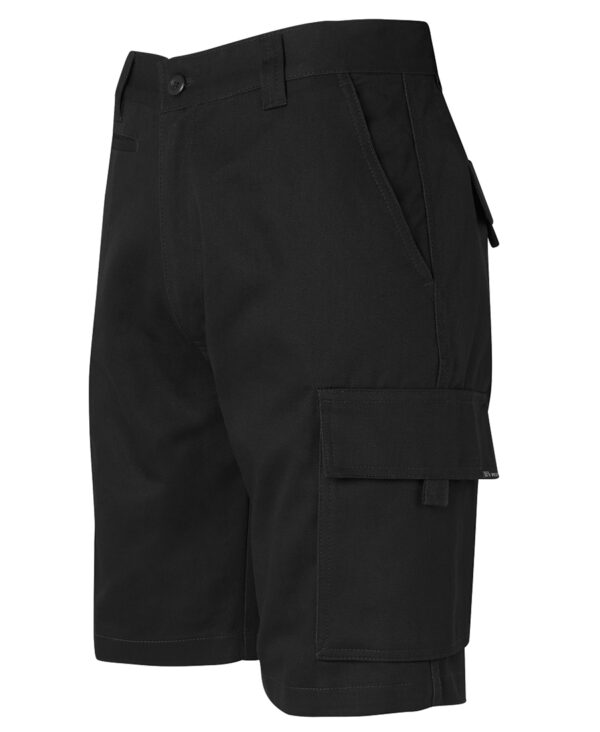 6MS Mens Cotton Drill Cargo Shorts