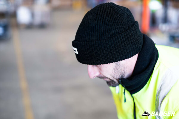 Badger Double Knit Thermal Thinsulate Beanie