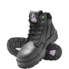 Steel Blue Parkes Zip Ladies Safety Boot