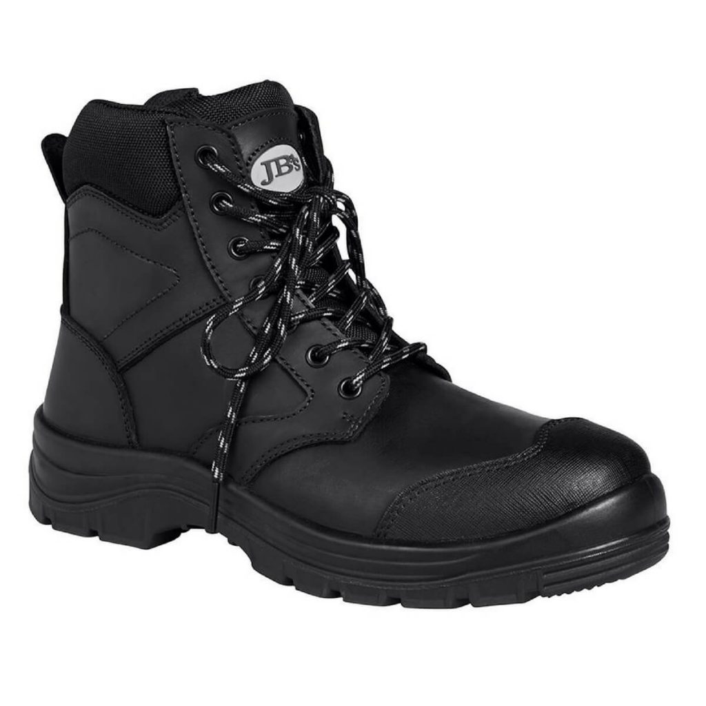 Jb S 9f2 5 Quot Zip Sided Safety Boot Badger Australia