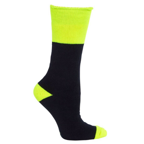 6WWS Mens Cotton Work Sock