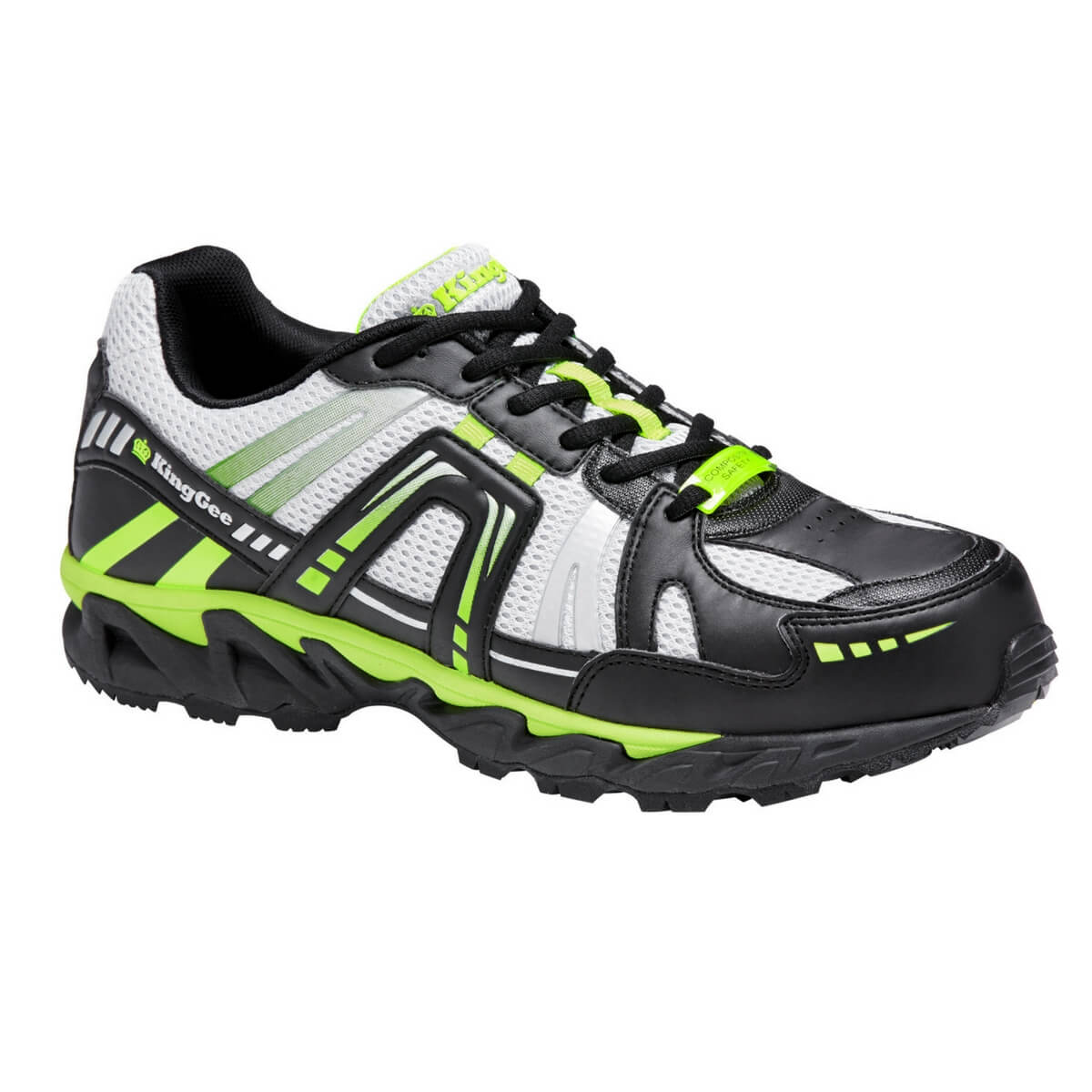 Kinggee K26400 Comp Tec G10 Safety Shoe Badger Australia