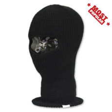 badger double-knit balaclava