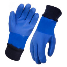 PPH186 Waterproof PVC Oil Resistant Freezer Glove