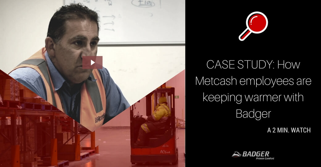 CASE STUDY_ How Metcash employees are keeping warmer with Badger