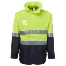 Hivis Long Line Jacket
