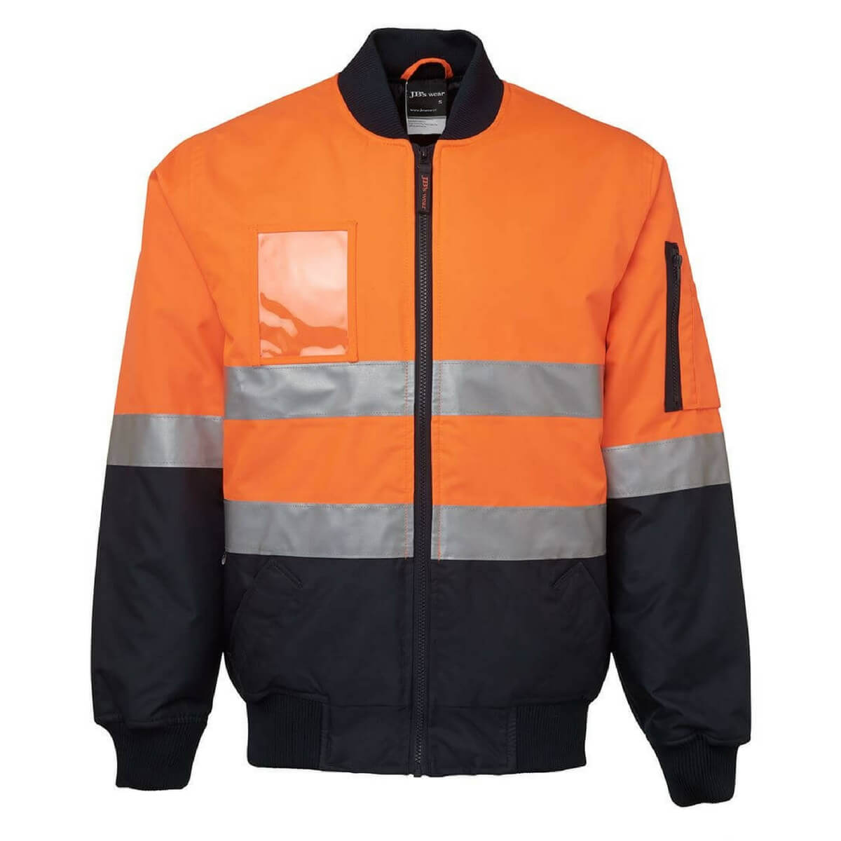 Hivis Bomber Flying D N Jacket Badger Australia