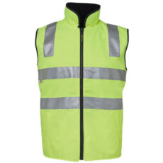 hivis reversible thermal vest