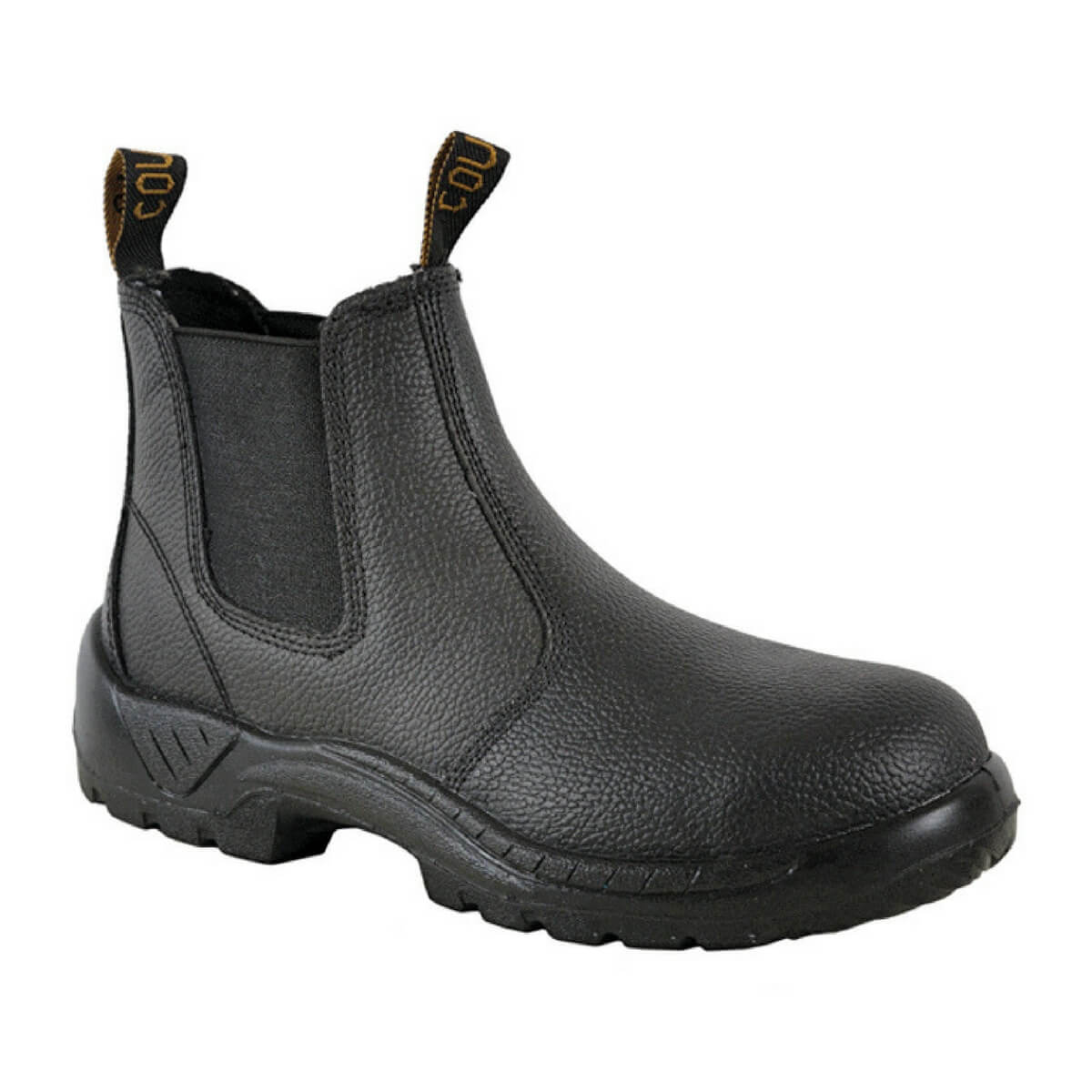 d6a2720418f Cougar E101BR Elastic Sided Safety Boot - Badger Australia