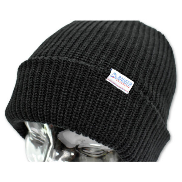 Double knit beanie #3