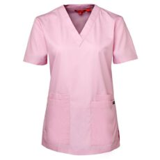 MST004 LADIES SCRUB TOP