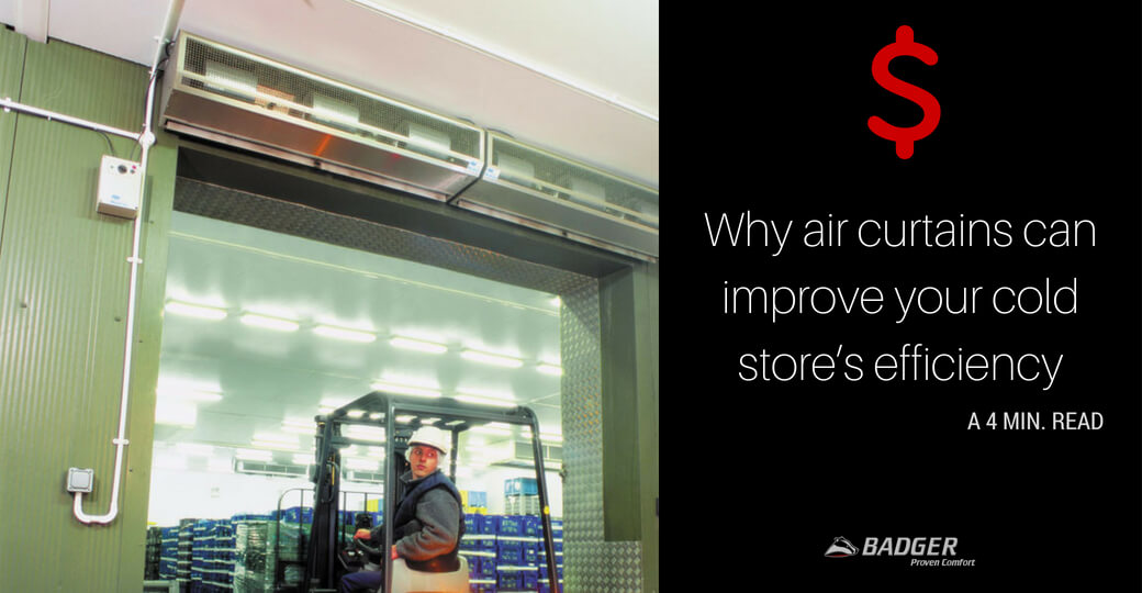 Why air curtains can improve your cold store's efficiency (1)