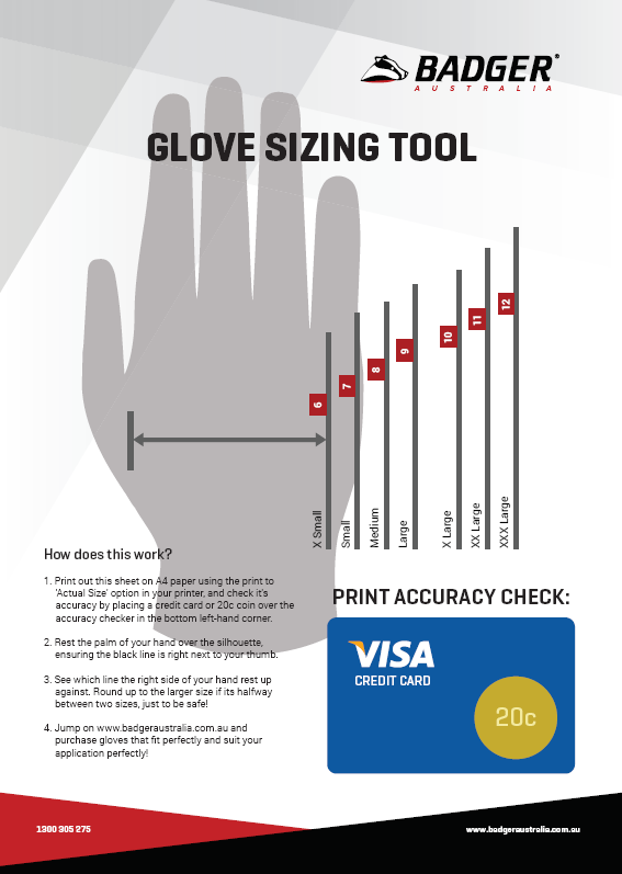 How Do You Measure Your Glove Size Free Tool Find Your