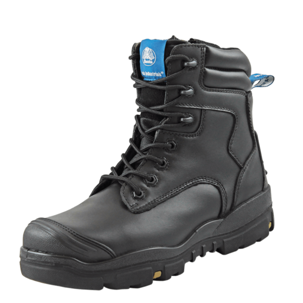 Bata Longreach Zip Side  Thermal Safety Boot