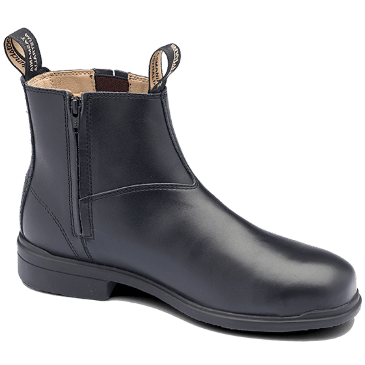 788fc132bc4 Blundstone 783 Zip Up Executive Safety Boot