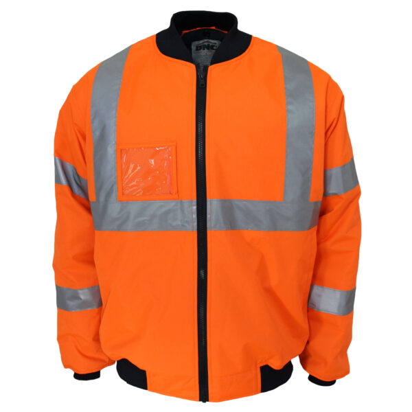 Hivis X-Back (D+N) Flying Jacket