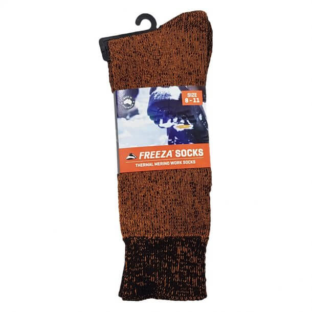 Badger Freeza Thermal Merino Socks