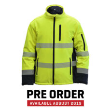 Badger Winta Thermal (D+N) Softshell Jacket