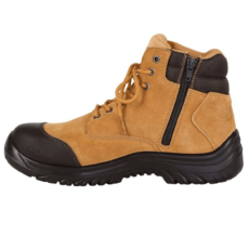 JB's Steeler Zip Lace Up Safety Boot