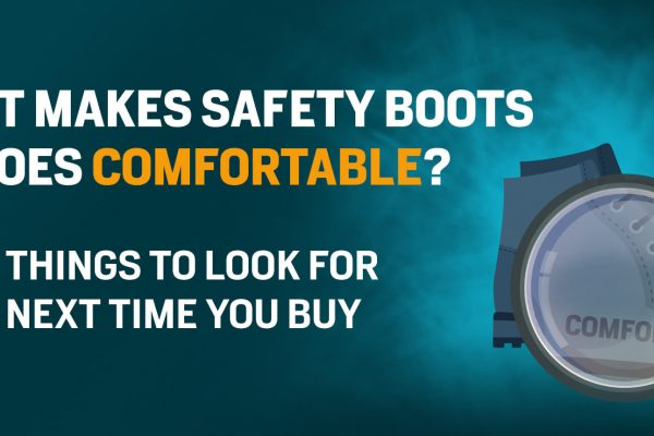 what makes safety boots