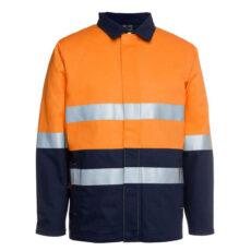 HiVis Cotton (D+N) Jacket