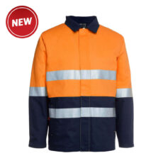 HiVis Cotton (D+N) Jacket