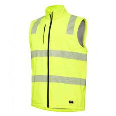 HiVis Softshell Segmented (D+N) Vest