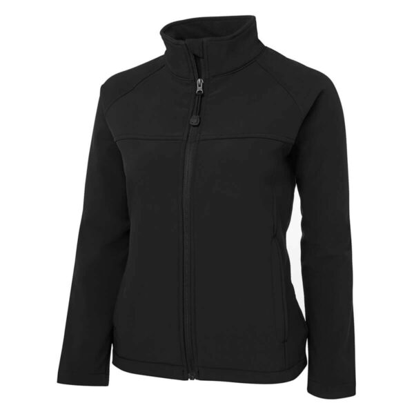 Ladies Layer Softshell Jacket
