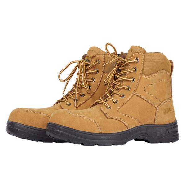 JB's Composite Toe 5″ Zip Safety Boot
