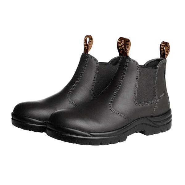 JB's Traditional Soft Toe Elastic Sided Boot