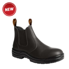 JB's Traditional Soft Toe Elastic Sided Boot