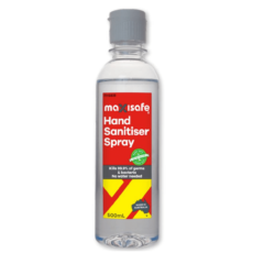 Alcohol Hand Sanitiser, Gel (500ml)